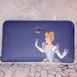 Disney x Coach Cinderella Wallet